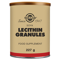 Solgar Soya Lecithin Granules - Food Supplement - 227g