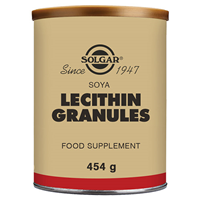 Solgar Lecithin Granules - Phospholipids - 454g
