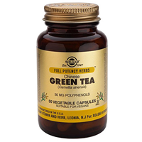 Solgar Chinese Green Tea - 50 Vegicaps