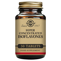 Solgar Super Concentrated Isoflavones - 30 Tablets