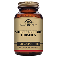 Solgar Multiple Fibre Formula - 120 Vegetable Capsules