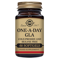 Solgar One a Day - GLA - Cold Pressed - 60 Softgels