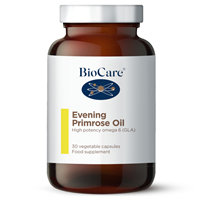 Evening Primrose Oil - 30 x 1000mg Vegicaps