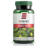 Enerex Digest Best - Full Spectrum Enzymes - 90 Vegicaps