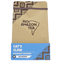 RIO AMAZON Cat`s Claw - 90 Teabags