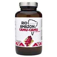 RIO AMAZON Camu-Camu - Vitamin C - 120 x 500mg Vegicaps
