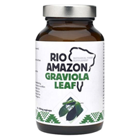 RIO AMAZON Graviola - Antioxidant - 60 x 500mg Vegicaps