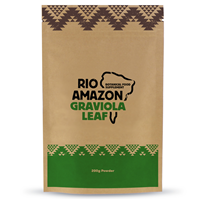 RIO AMAZON Graviola - Antioxidant - 200g Powder