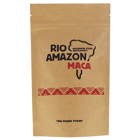 RIO AMAZON Maca - Sexual Function - 100g Powder