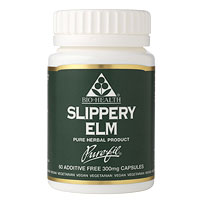 Slippery Elm Bark - 60 x 300mg Vegicaps