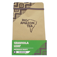 RIO AMAZON Graviola - Antioxidant - 90 x 1800mg Teabags