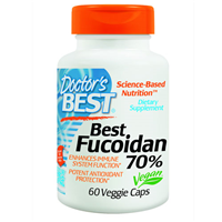 Best Fucoidan - 60 x 300mg Vegicaps