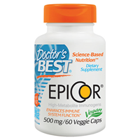EpiCor - Immune System Support - 60 x 500mg Vegicaps