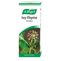 A Vogel Ivy Thyme Complex - Tincture - 50ml