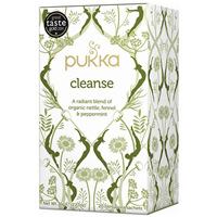 Pukka Teas Cleanse - Organic Nettle Tea - 20  x 4 Pack