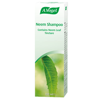 A Vogel Neem Shampoo - Neem Leaf Tincture - 200ml