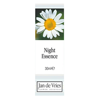 Jan de Vries Night Essence - Tincture - 30ml