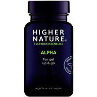 Alpha Get Up And Go - 90 Vegicaps
