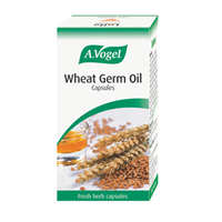 A Vogel Wheat Germ Oil Caps - Vitamin E - 120 Capsules