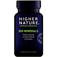 Higher Nature Bio Minerals - 90 Tablets
