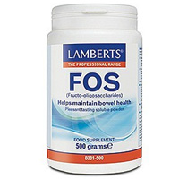 LAMBERTS FOS - Bowel Health - 500g Powder