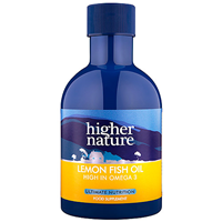 Lemon Fish Oil - Omega 3 - 200ml