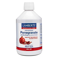 LAMBERTS Liquid Pomegranate Concentrate - 500ml