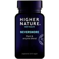 Higher Nature Neversnore - 90 Capsules