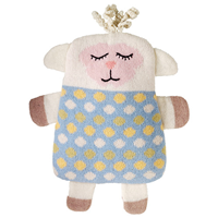 Aroma Home Knitted Snuggle Hottie - Lamb
