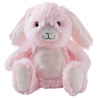 Aroma Home Cozy Hottie - Lavender Scent - Pink Bunny