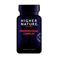 Higher Nature PreMenstrual Complex - 60 Vegicaps