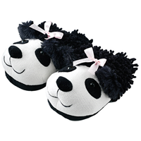 Aroma Home Fun for Feet - Fuzzy Slippers - Panda