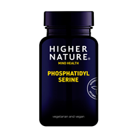 Phosphatidyl Serine - 45 x 100mg Vegicaps
