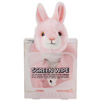 Aroma Home Screen Wipe - Pink Rabbit