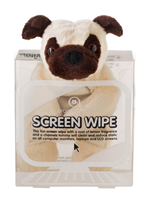 Aroma Home Screen Wipes - Pug