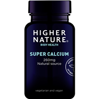 Sea Calcium - Natural Calcium - 180 tablets