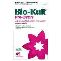 Bio-Kult Pro-Cyan Healthy Urinary Tract - 45 Capsules
