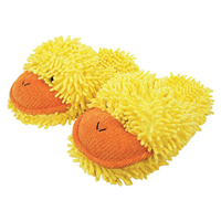 Aroma Home Fun for Feet - Fuzzy Slippers - Duck