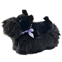 Aroma Home Dog Duster - Black Westie