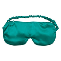 Aroma Home Cooling Eye Mask with Gel Insert - Turquoise