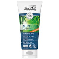 lavera Men Sensitv - 3 in 1 Shower Gel - 200ml