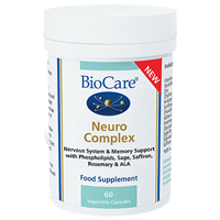 ReCall - Memory Support Complex - 60 Vegicaps