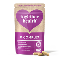 Together Vitamin B Complex - 30 Vegicaps x 2 Pack