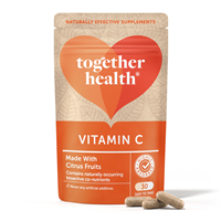 Together Vitamin C - 30 Vegicaps x 2 Pack