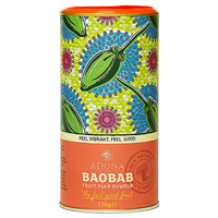 Aduna Baobab Fruit Pulp - Energy Support - 170g Powder