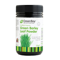 Green Bay Organic Green Barley Grass Powder - 125g