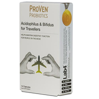 ProVen Probiotics - Travel  - 14 Capsules