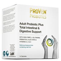 ProVen Probiotics Adult Probiotic Plus- Intestinal -14 Sachets