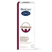 Children`s Elderberry Complex - Zinc & Vitamin C -150ml
