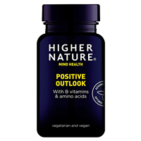 Positive Outlook - Mood Balancer - 30 Vegicaps